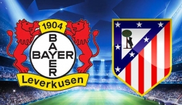 Bayer Leverkusen - Atletico Madrid...