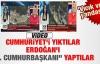"""Cumhuriyet'i yıktılar, Erdoğan'ı """"1. Cumhurbaşkanı"""" yaptılar"""