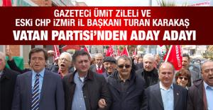 Gazeteci Ümit Zileli...