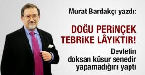 Murat Bardakçı yazdı: Doğu Perinçek devletin doksan küsur senedir yapamadığını yaptı