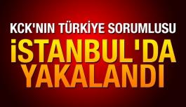 KCK'nın Türkiye sorumlusu Sara Aktaş, İstanbul'da yakalandı