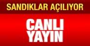 CANLI YAYIN- Yerel Seçim 2014'ün nabzı Ulusal Kanal'da atıyor