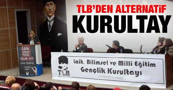 TLB'den alternatif kurultay