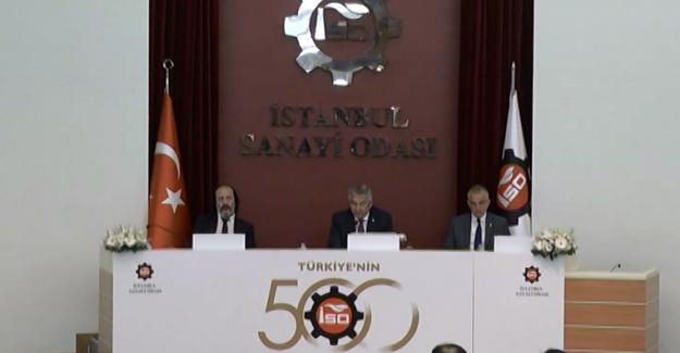 Türkiye'nin ilk 500 sanayi firması belirlendi