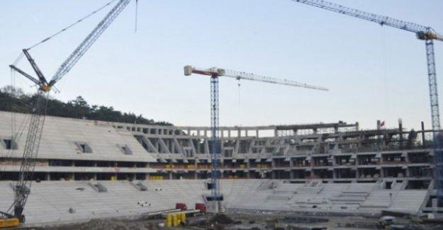 Vodafone Arena'da ilk golü Süleyman Seba atacak